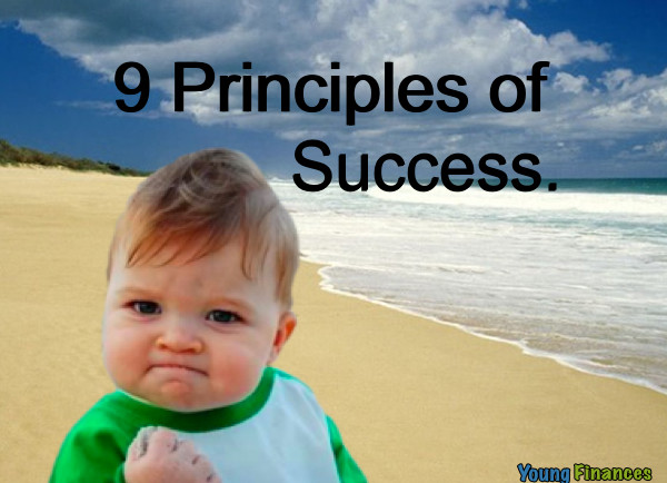 principles of success