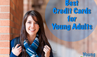 best credit card young adult