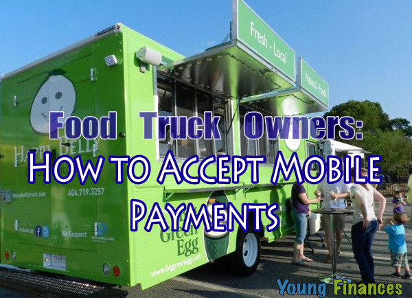 food truck mobile payment system