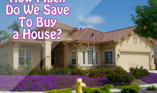 how much do we save to buy a house