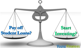 Should I Pay Off Student Loans or Invest? | Young Finances