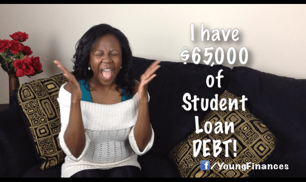 i have student loan debt