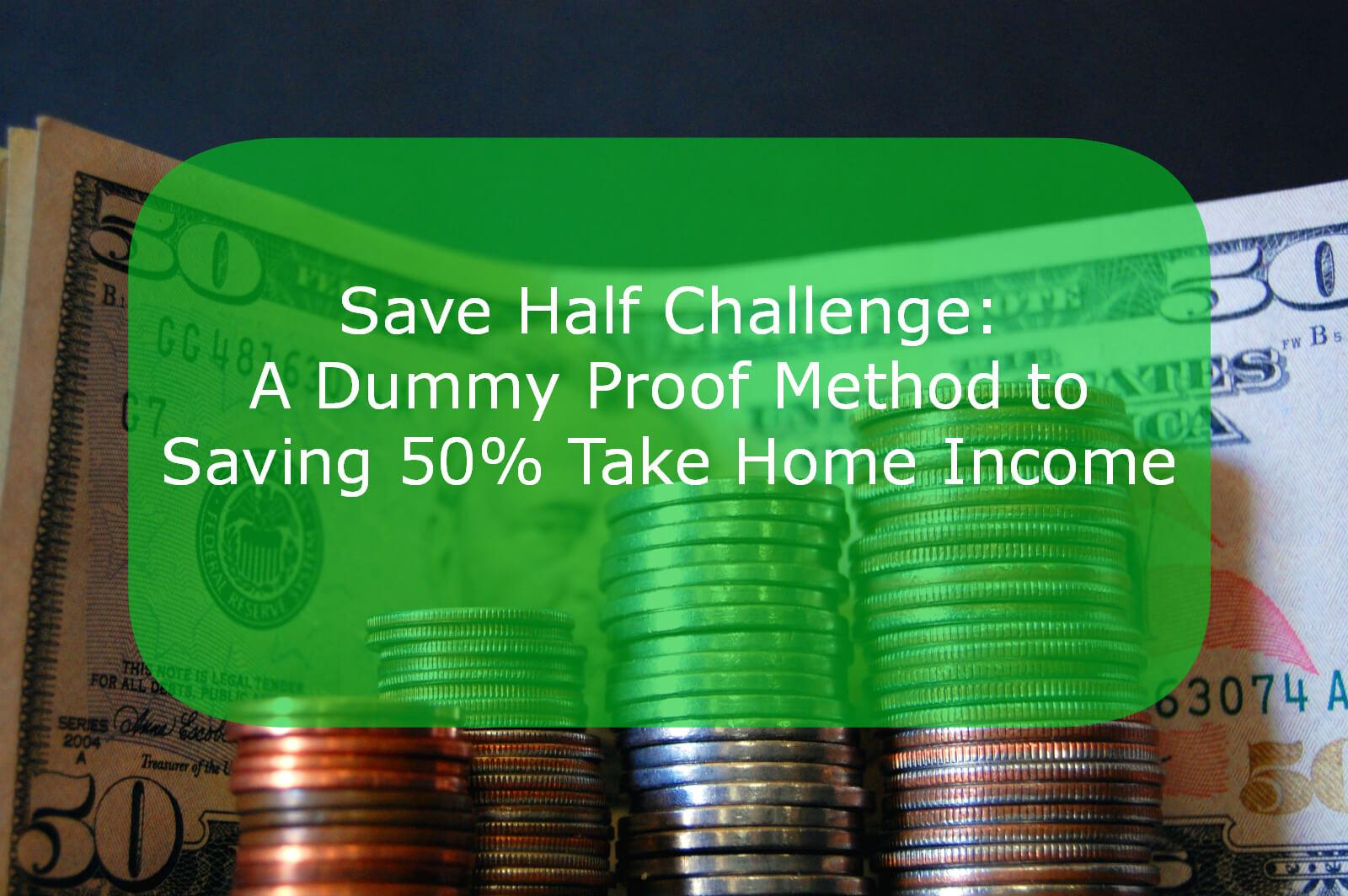 Save Half