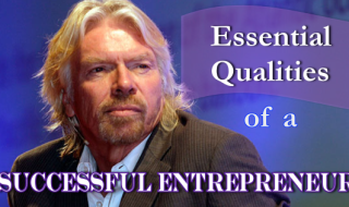 qualities of successful entrepreneur- richard branson