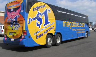 Tears, Screams, Amputation Scares and Two Major Reasons Why the Megabus is Not For Me | Young Finances