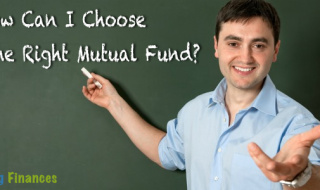 How Can I Choose the Right Mutual Fund? | Young Finances