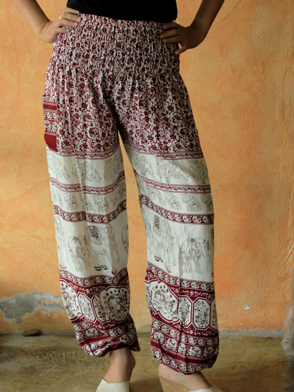 Solopreneur Harem Pants