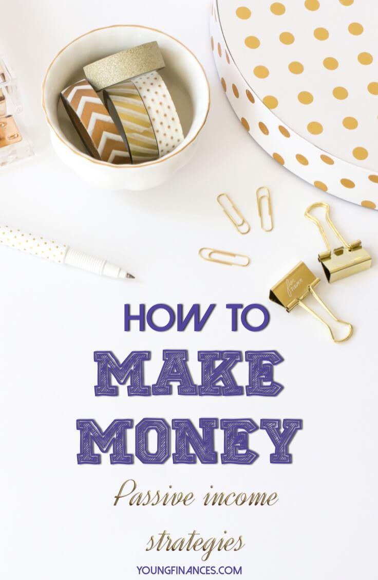 Earn More | Passive Income