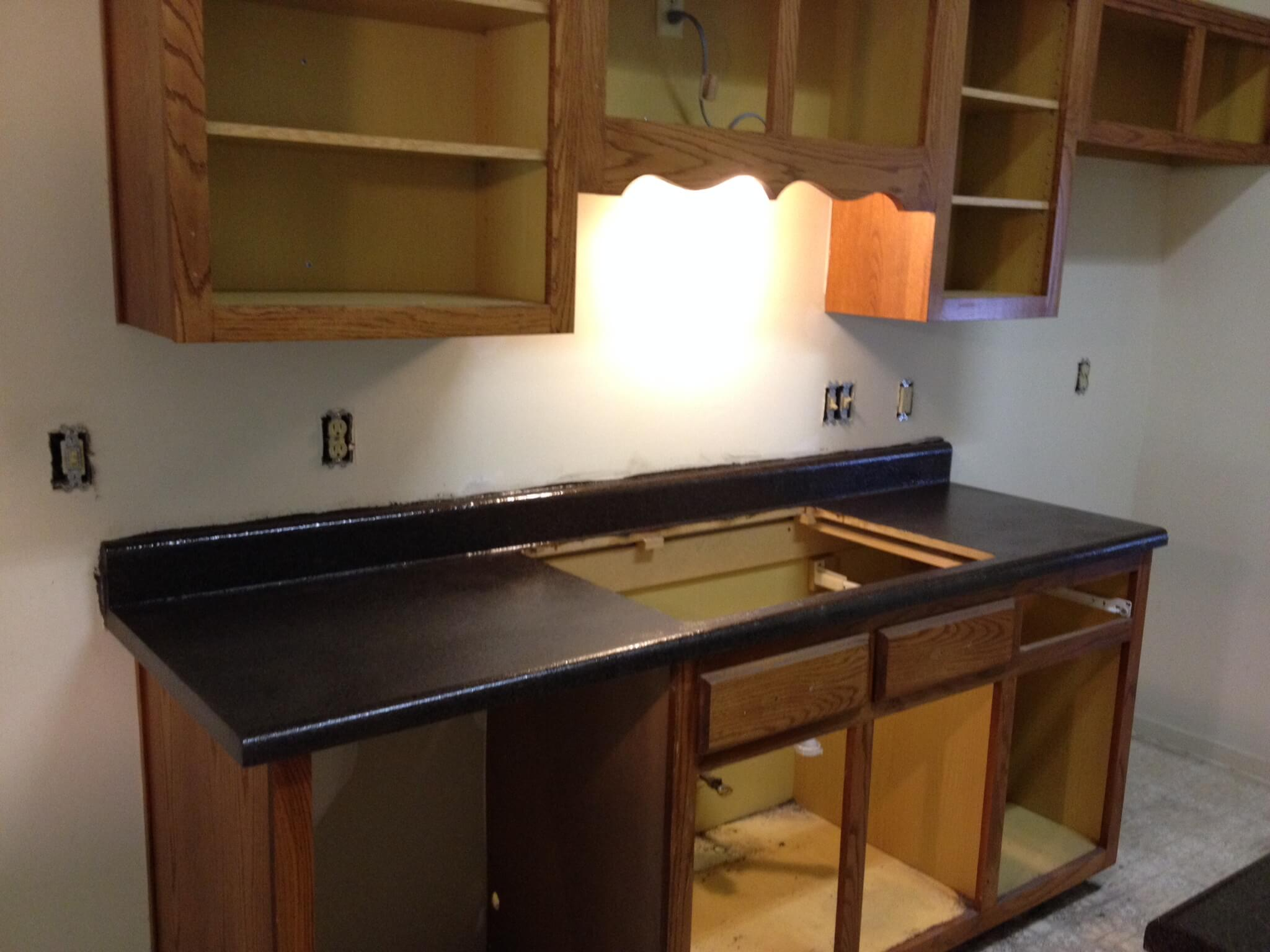 How to remodel a 20 year old kitchen for less than 3 000 for Kitchen cabinets 4 less