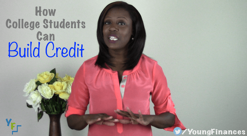 How To Build Credit as a College Student and Avoid Debt Using This One Simple Strategy | Young Finances