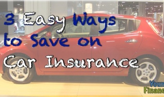 3 Little Known Ways to Save on Car Insurance | Young Finances