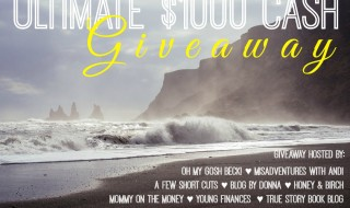 Ultimate CASH #Giveaway $1,000 Paypal | Young Finances