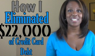 VIDEO: How I Paid Off $22,000 of Credit Card Debt | Young Finances