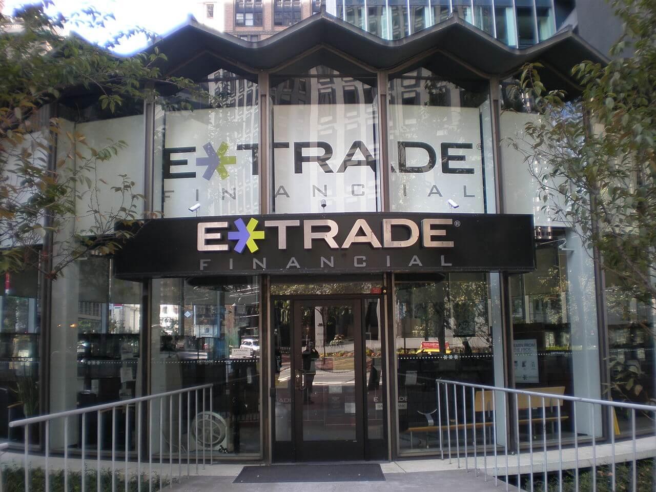 E trade online brokerage review