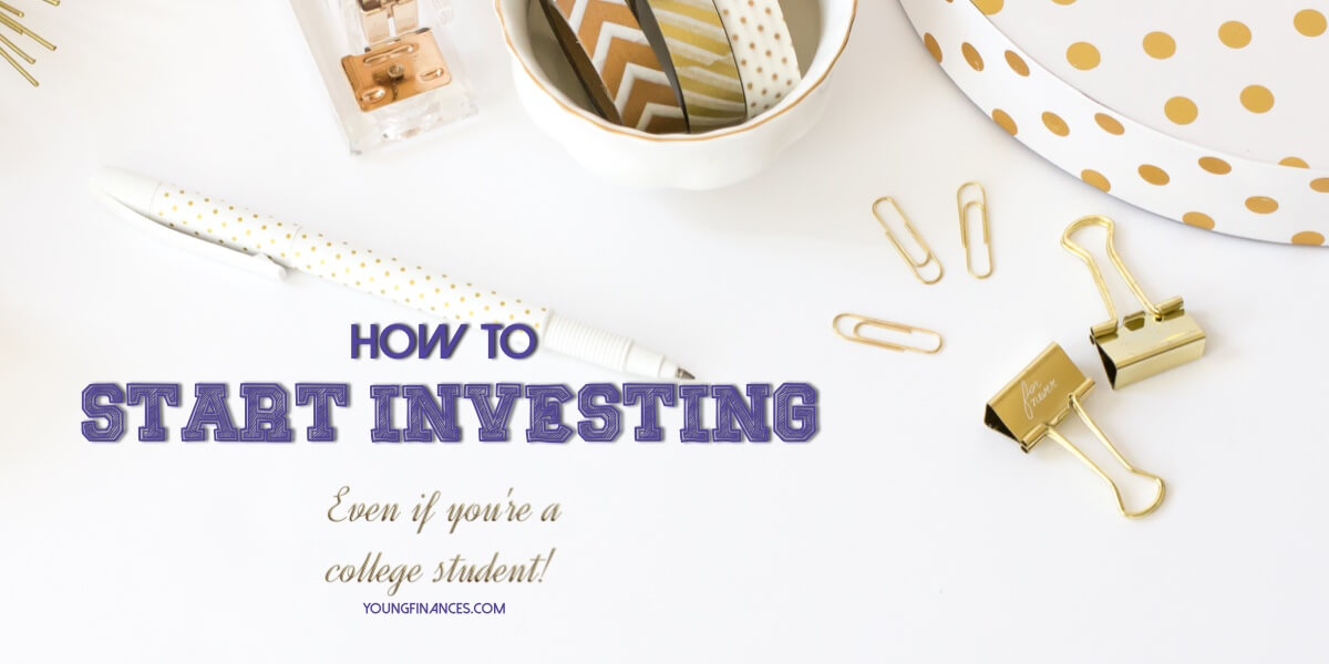 If you want to get started investing the process is so much easier than you think.