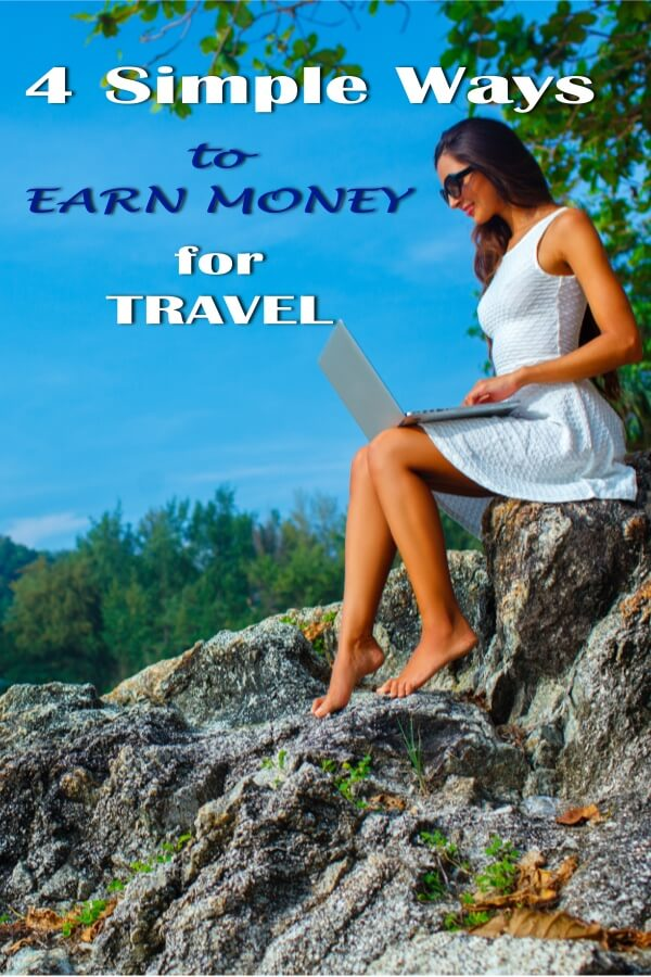 4 Small Ways to Earn Big Money for Travel | Young Finances