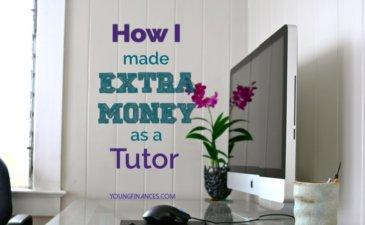 Extra Money Tutoring – My Side Hustle Story