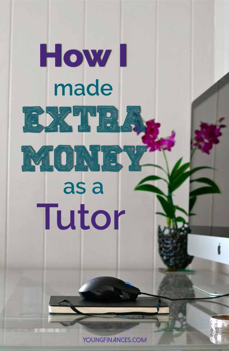 How I Made Extra Money Tutoring - My Side Hustle Story