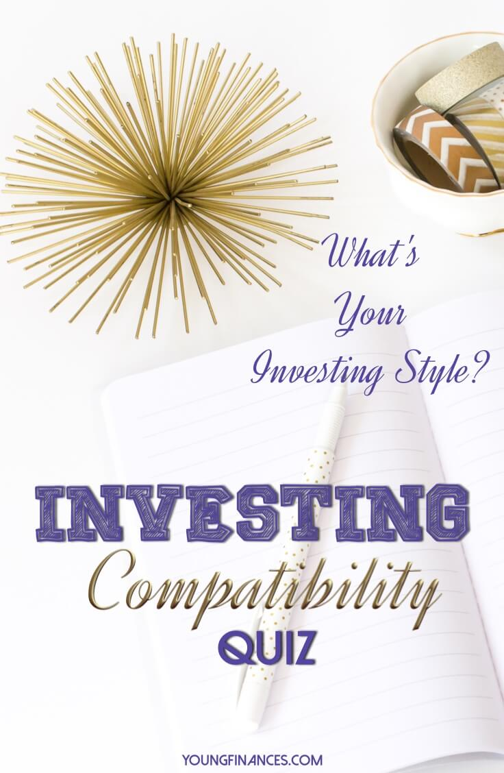 Take this quiz to determine your investing style. So accurate!