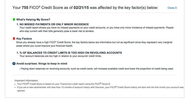 Get a Free FICO® Credit Score and Track Your Credit