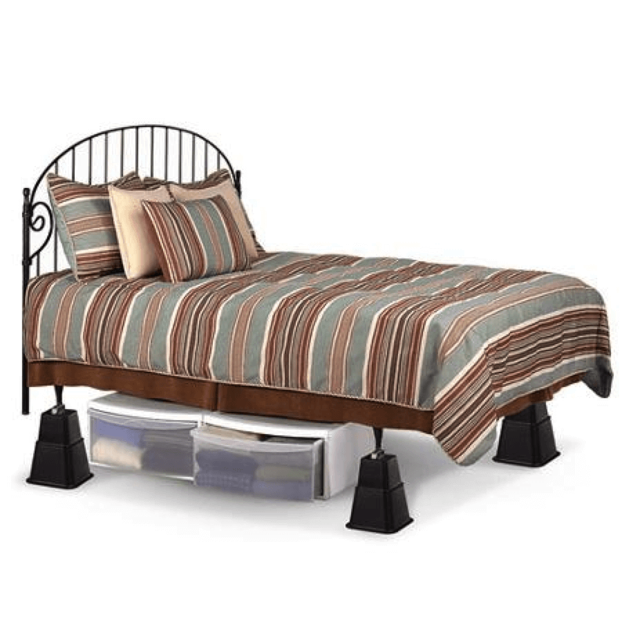 College bed risers - Bed Risers