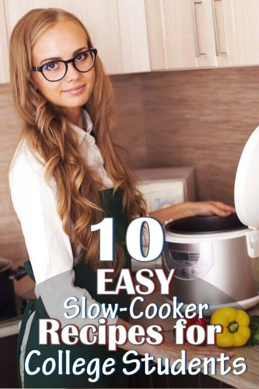 10 Crock Pot Recipes for College Students
