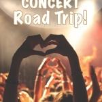 Saving Money on a Concert Road Trip