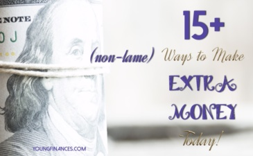 15+ Ways to Make Extra Money Today