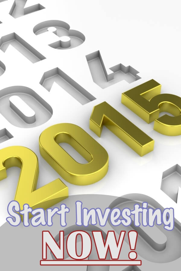 How You Can Start Investing Now, Before the Next Year Starts
