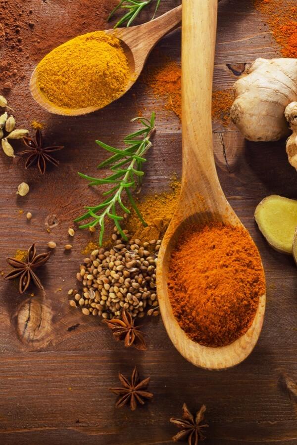 15 Simple Healing Foods