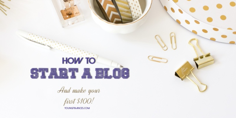 I started my blog as a side hustle then made my first $100 in the first few months. Here's how you can get started. Included: Step by step video tutorial and SEO training.