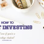 This was so easy to follow. Basic beginner investing tips. Especially good when you're starting out.