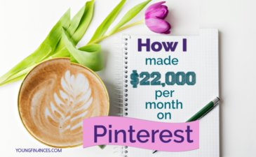 Pinterest Profits: How I Make Extra Money Using Pinterest
