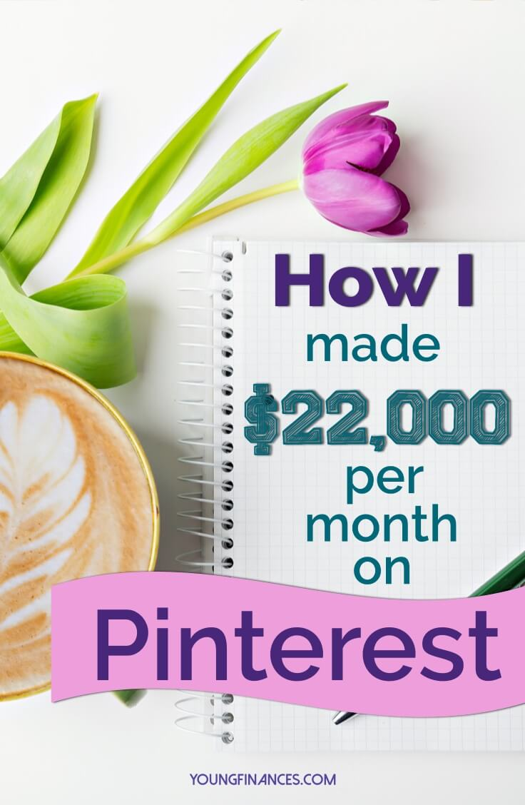 Now I know exactly how to turn my hobby into a business! I can definitely do this easy strategy once per day, and make extra money using Pinterest!