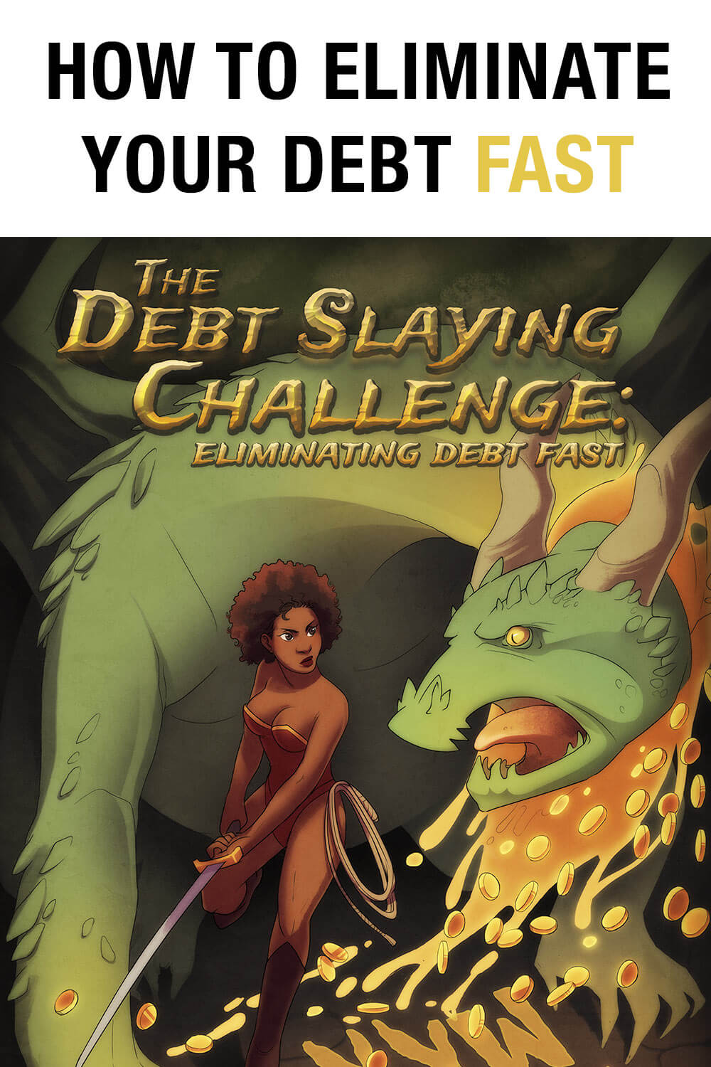 Join the challenge to earn extra money so you can eliminate debt