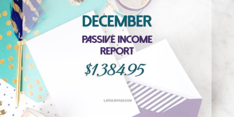 passive income fb