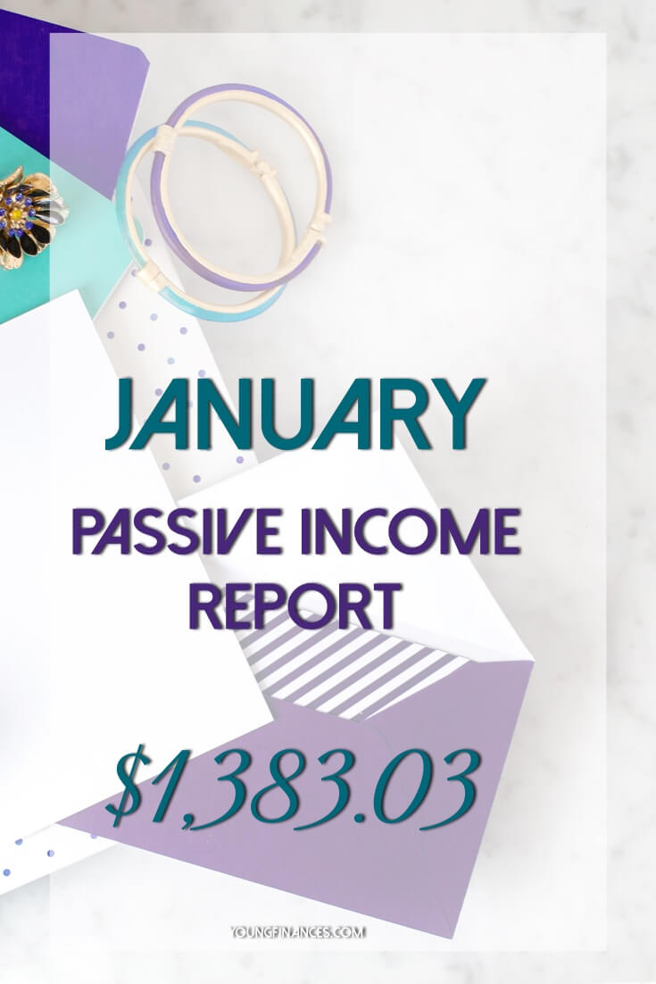 january passive income