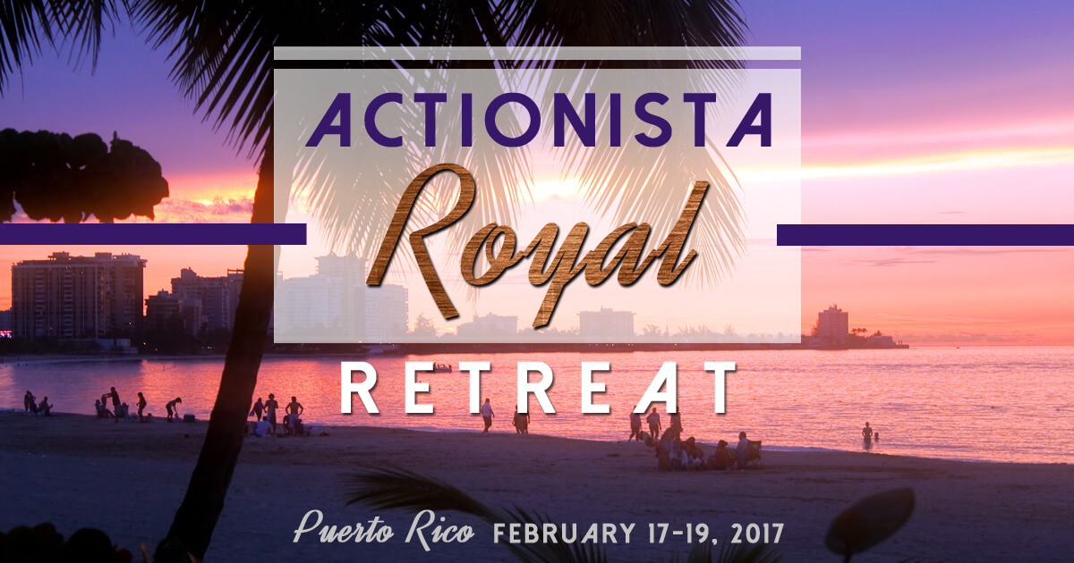Actionista Royal Retreat