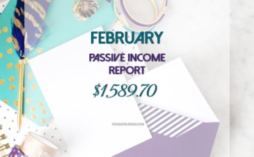 My February 2017 Passive Income Report – $1,589.70