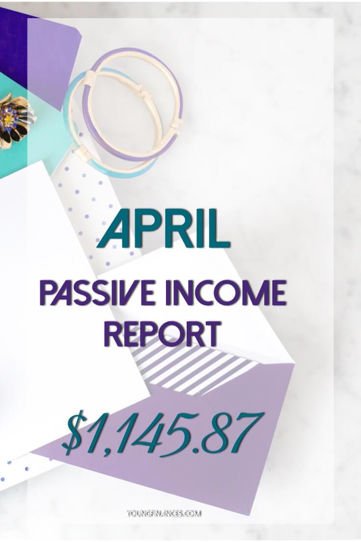 passive income april