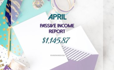 My April 2017 Passive Income Report – $1,145.87