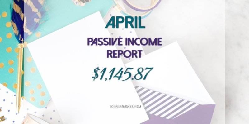 passive income fb april