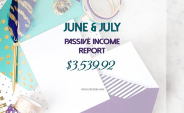 My June & July 2017 Passive Income Report – $3,539.92