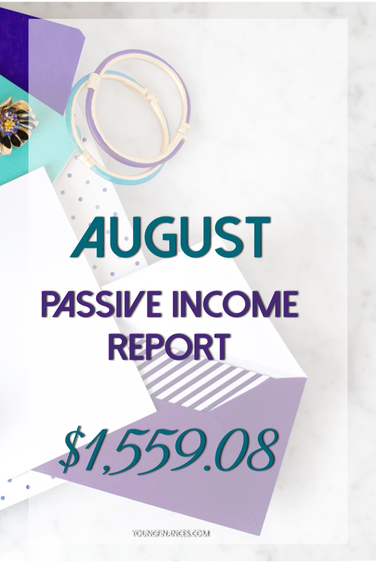 passive income august