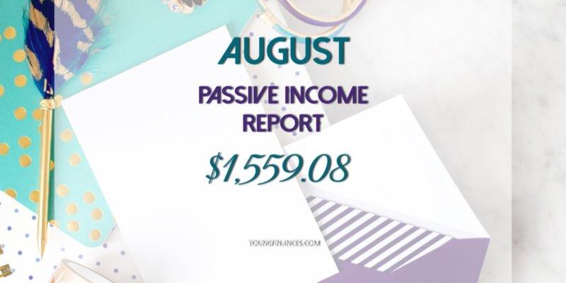 passive income fb august