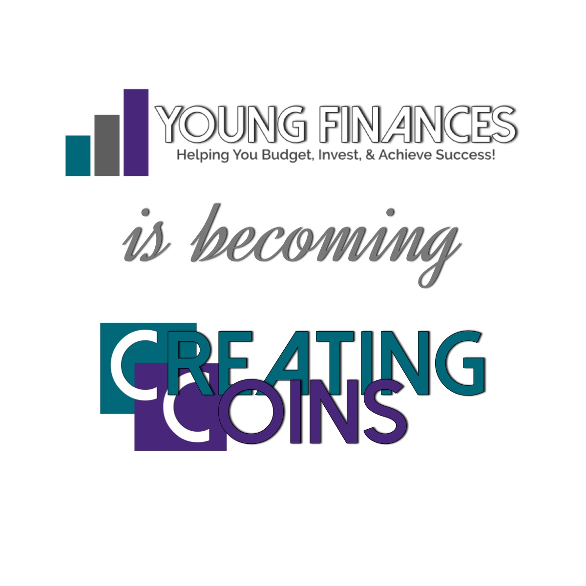 young finances to creating coins